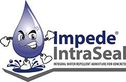 Impede IntraSeal - Concrete water repellent